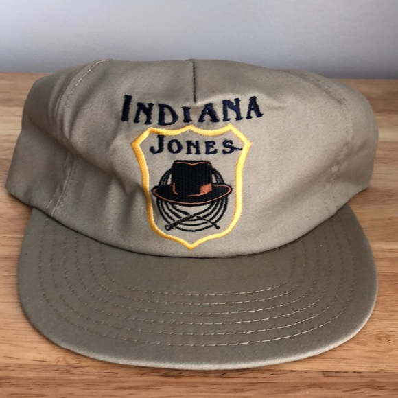48ee54e7d18 Vintage Disney Indiana Jones Hat